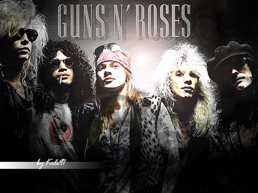 Photo Archive Model Guns N Roses Wallpaper